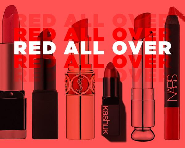 The Perfect Red Lipstick For Every Skin Tone